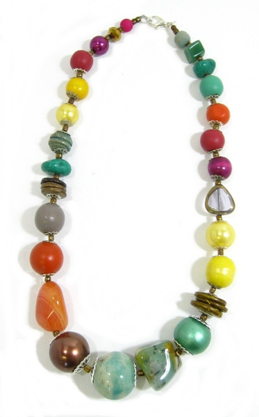 Halskette Floral Glam TROPICALE