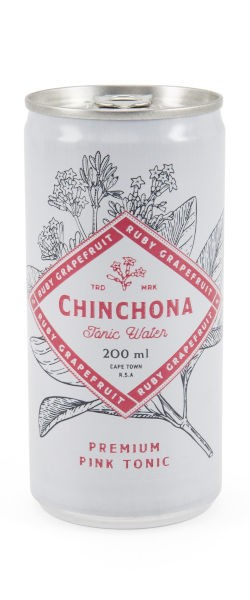 Chinchona Ruby Grapefruit Tonic
