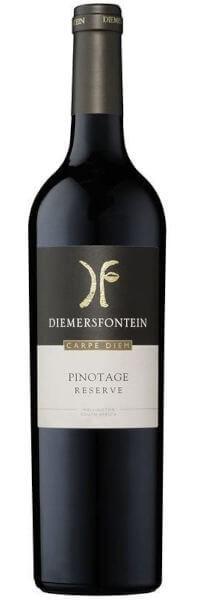 Diemersfontein Carpe Diem Pinotage 2018