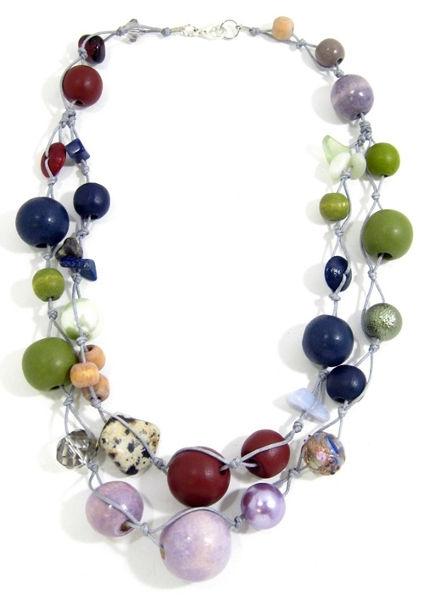 Halskette 2-Strang BAZAAR