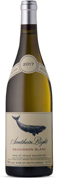 Southern Right Sauvignon Blanc 2017