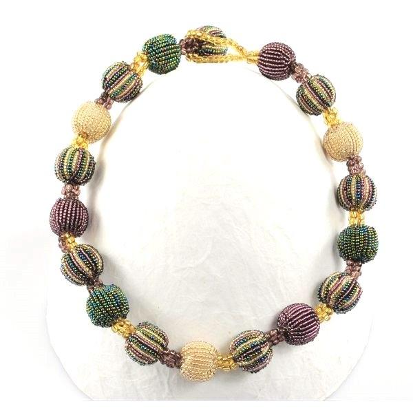 Halskette 18 Baubles (Shimmer)