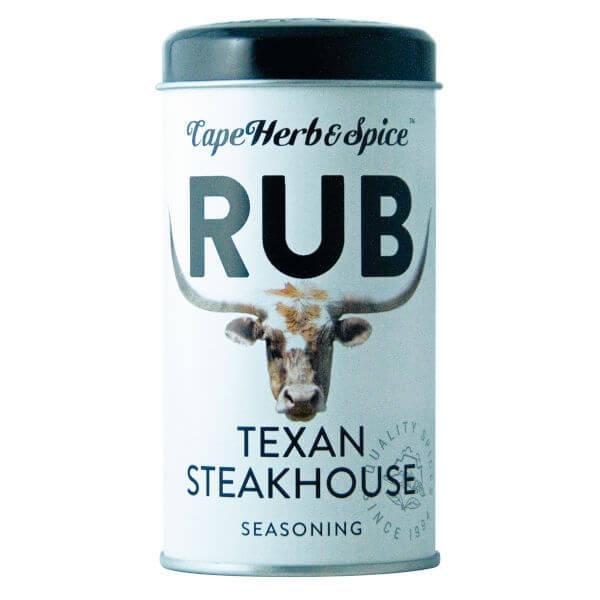 Cape Herb & Spice Rub Texan Steakhouse