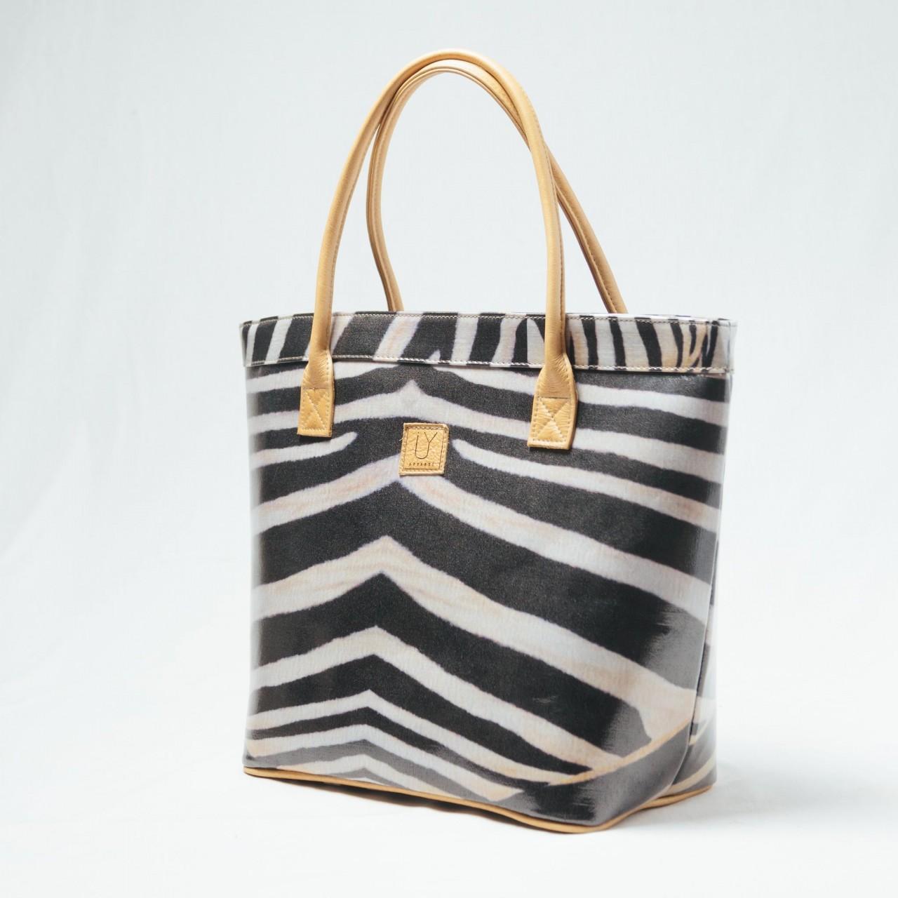 IY Apparel Classic Tote Zebra