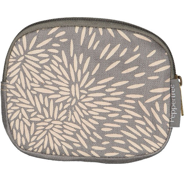 Peppertree Structured Purse GRAIN GREY