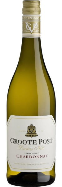 Groote Post Chardonnay Unwooded 2019