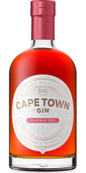 Cape Town Gin Rooibos Red