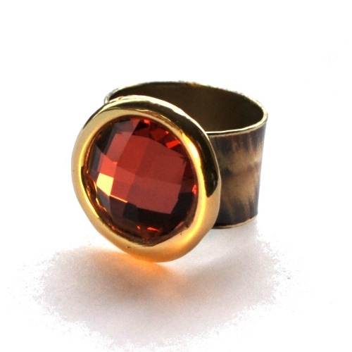 "Ring ""Garnet"""