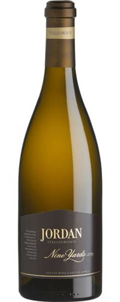 Jordan Nine Yards Chardonnay 2012