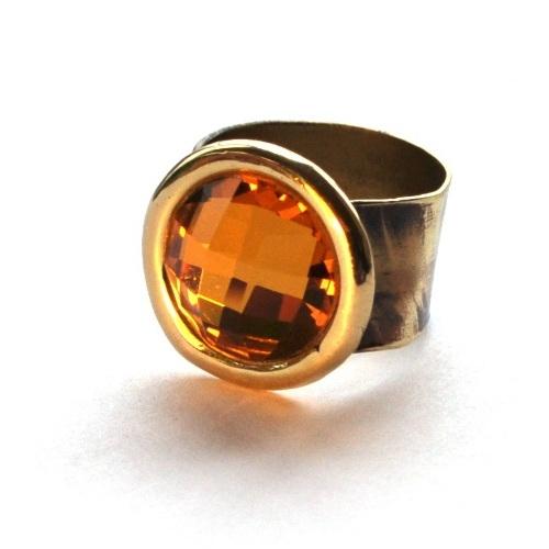 """Ring """"Citrine"""""""