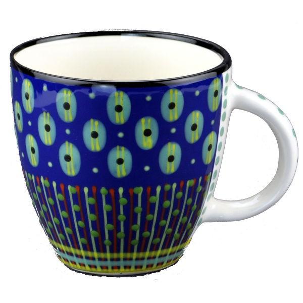 Potterswork Jumbo Mug - dunkelblau