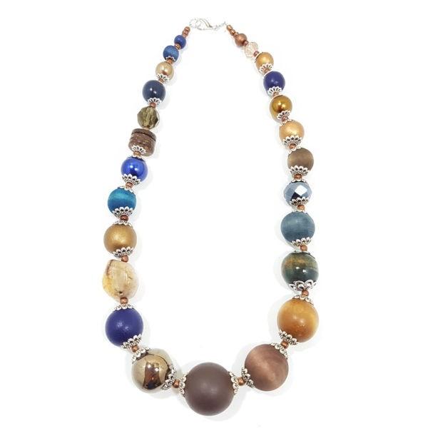 Halskette Floral Glam BEACH STORM