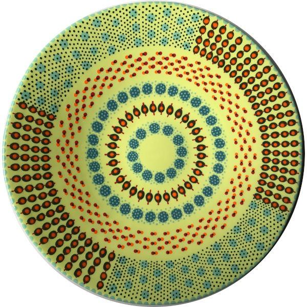 Potterswork Bowl Open - lindgrün