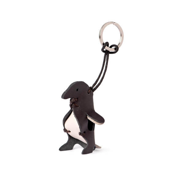 "Schlüsselanhänger ""Penguin"" - Black & White"