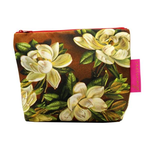 Vladimir Tretchikoff Cosmetic Bag MAGNOLIAS