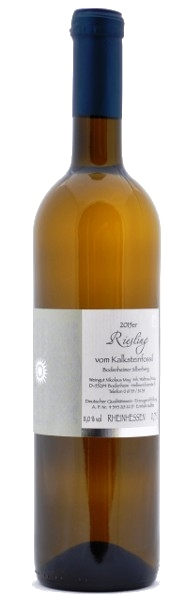 Weingut Nikolaus May Riesling Kalksteinfossil