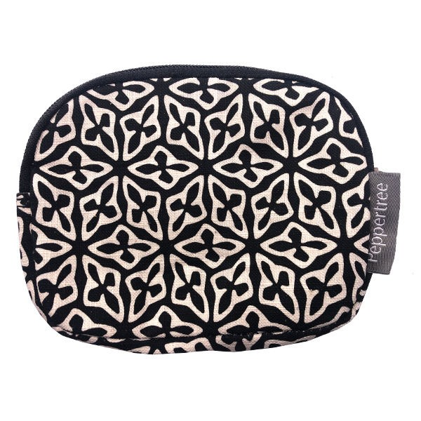 Peppertree Structured Purse SEED BLACK