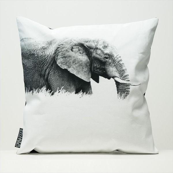 "Creative Nature Kissenbezug ""Elephant Grass"""