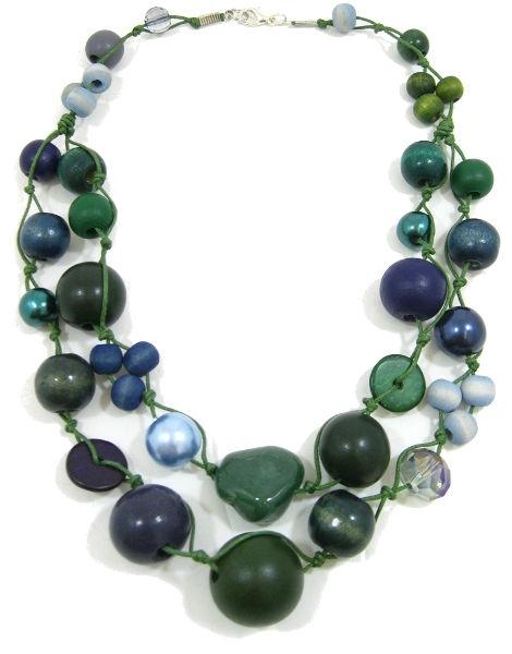 Halskette 2-Strang RIVIERA