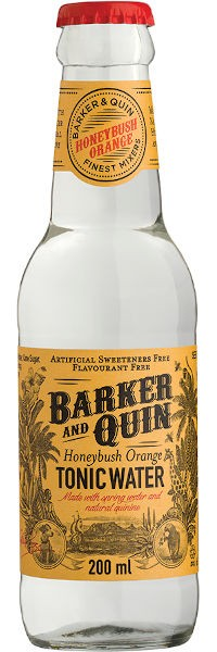 Barker & Quin Honeybush Orange Tonic Water (200ml)