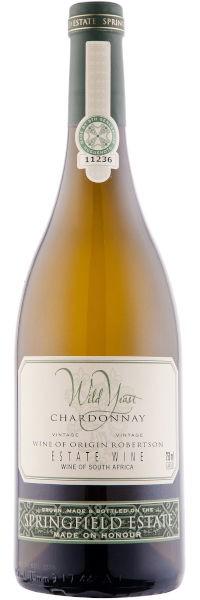 Springfield Wild Yeast Chardonnay 2019