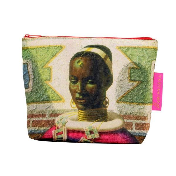 Cosmetic Bag WOMAN OF NDEBELE