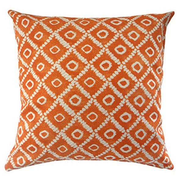 Carole Nevin Jaipur Protea Orange