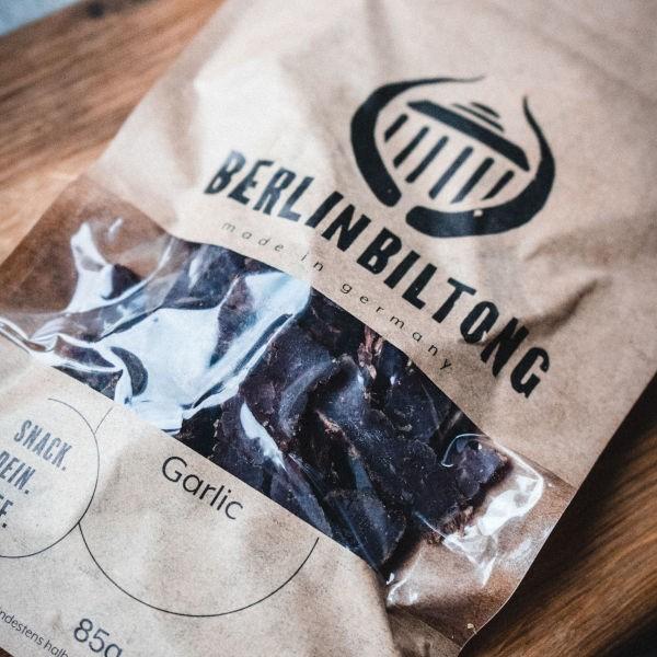 Berlin Biltong Garlic