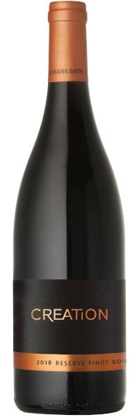 Creation Reserve Pinot Noir 2018