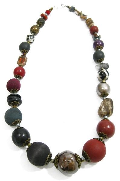 Halskette Floral Glam COAL STOVE