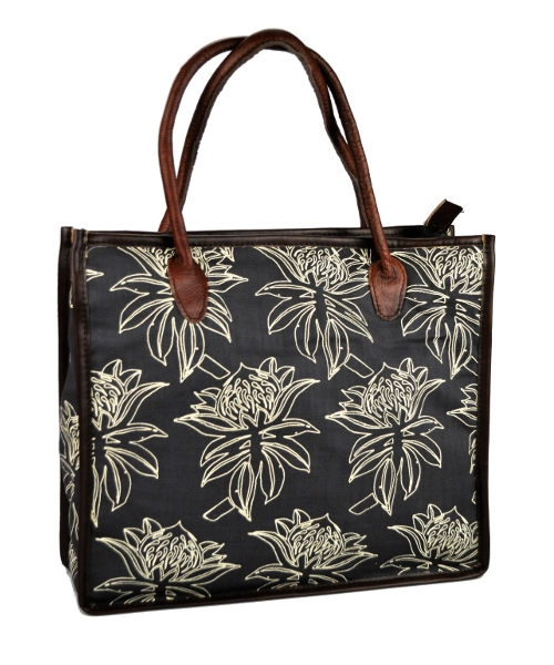 Mongoose Shopper Bag Sugarbush Charcoal