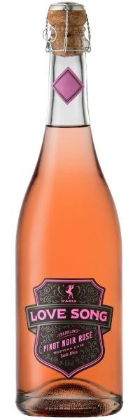 D'Aria Love Song Sparkling Pinot Noir Rosé 2019