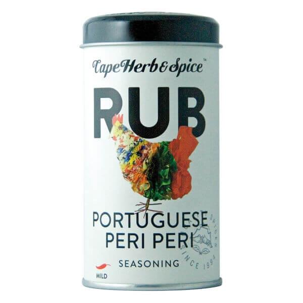 Cape Herb & Spice Rub Portuguese Peri Peri