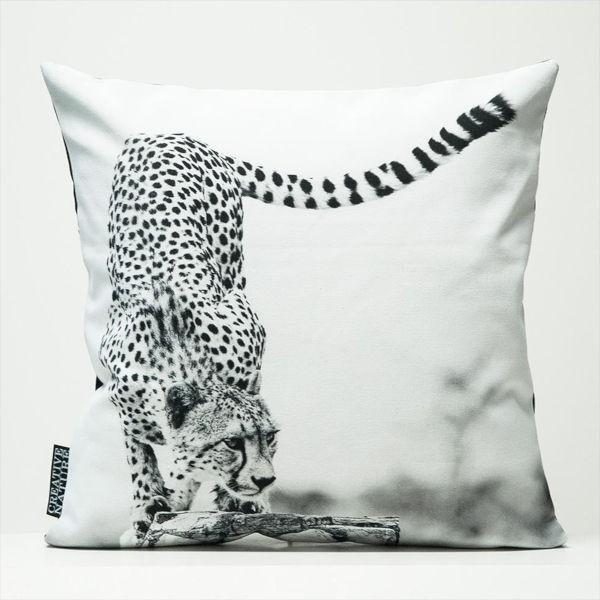 "Creative Nature Kissenbezug ""Cheetah Elegant"""