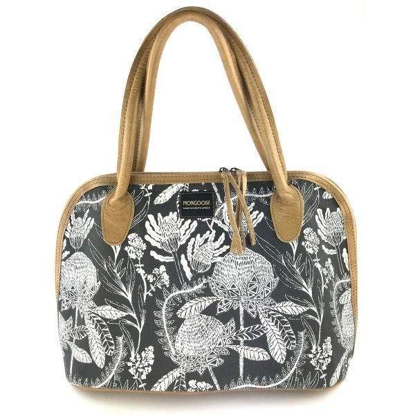 Mongoose LUCA Bag - Fynbos White - Charcoal