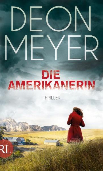 Deon Meyer DIE AMERIKANERIN