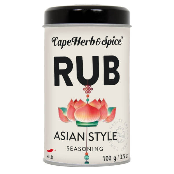 Cape Herb & Spice Rub Asian Stirfry