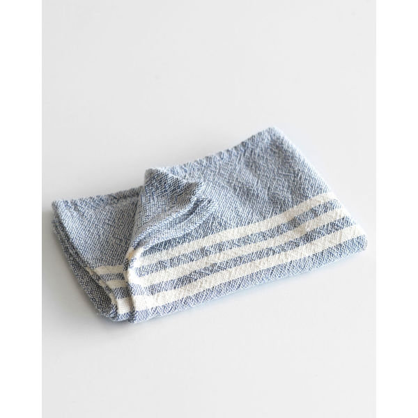 BHW Contemporary Towel - small SOE - INDIGO