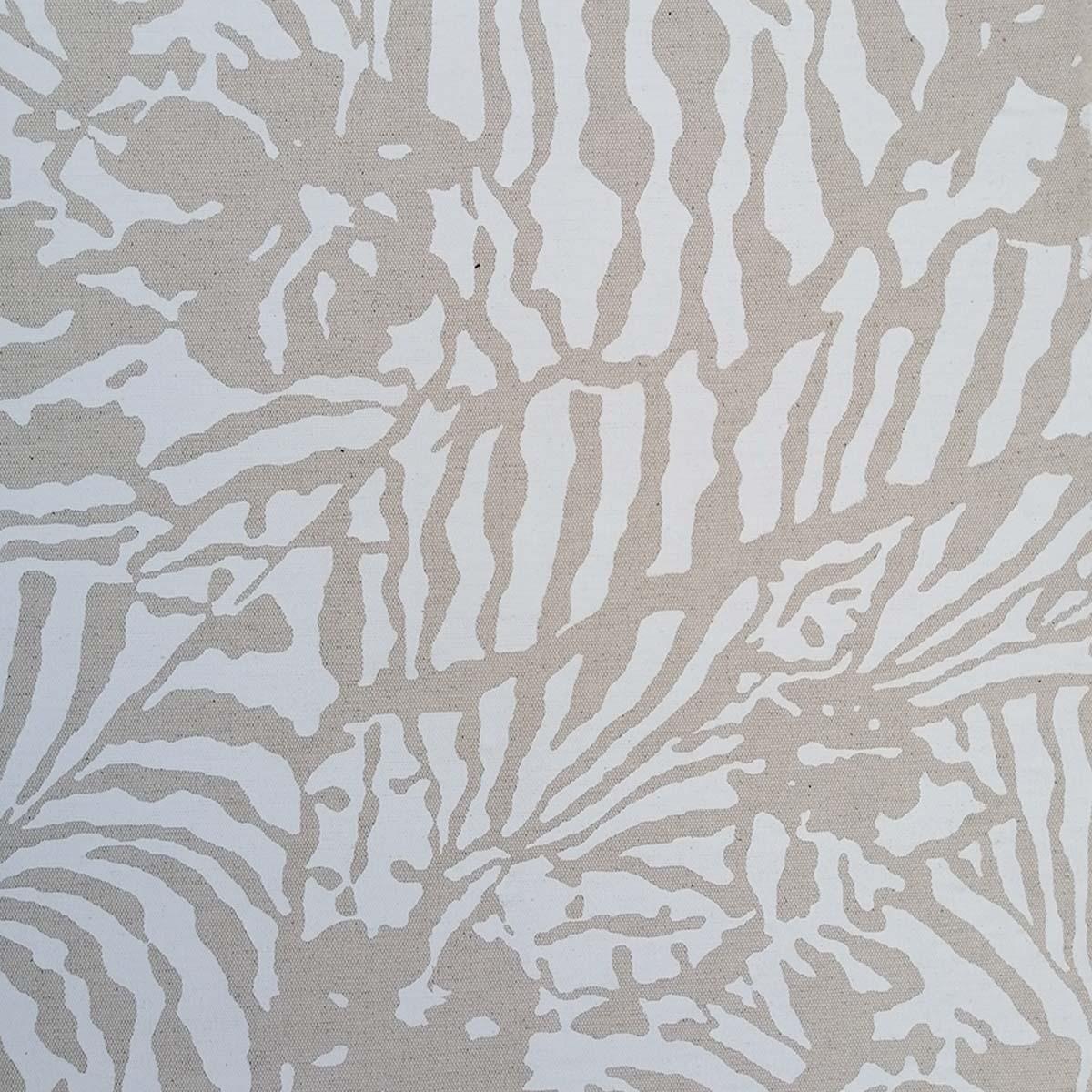 """Tischläufer """"Botanical Zebra White Pase"""" (200cm)"""