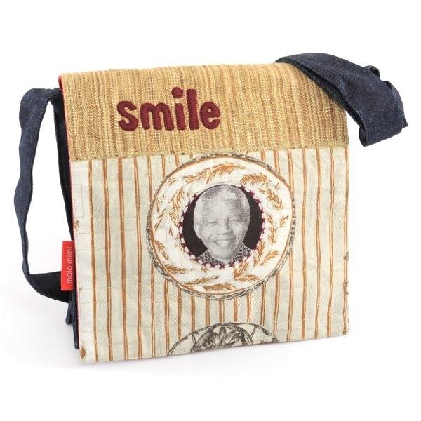 Postman 'Madiba smile'