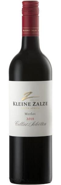 Kleine Zalze Cellar Selection Merlot 2018