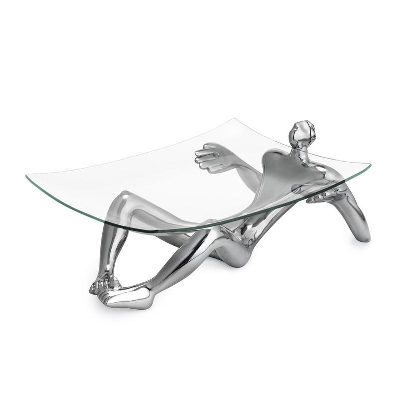 Glassschale mit Stand - ON SHOW