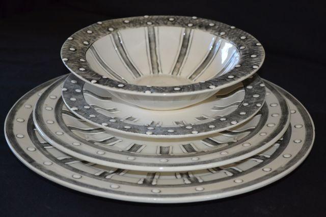 TW Ceramics Side Plate
