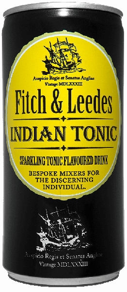 Fitch & Leedes Tonic Water