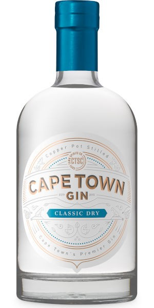 Cape Town Gin Classic Dry