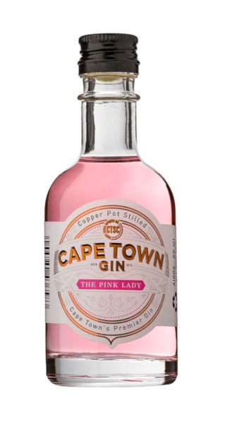Cape Town The Pink Lady Gin MINI