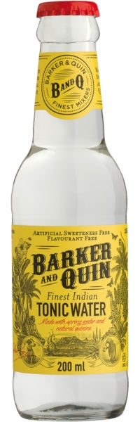 Barker & Quin Finest Tonic Water (200ml)