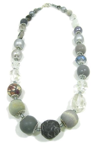 Halskette Floral Glam MOONSHINE