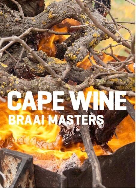 Cape Wine Braai Master. Grillen wie Südafrikas Weinmacher