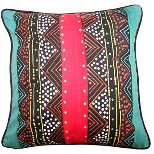 Kissenbezug Ndebele Red 48x48cm